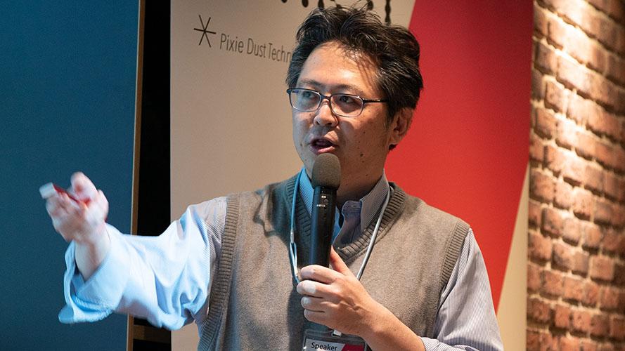 KEYNOTE-2 Kazuto Ataka